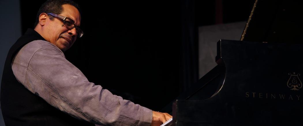 Danilo Pérez performing at last year's New Orleans Jazz & Heritage Festival.  (John Davisson/Invision/AP)