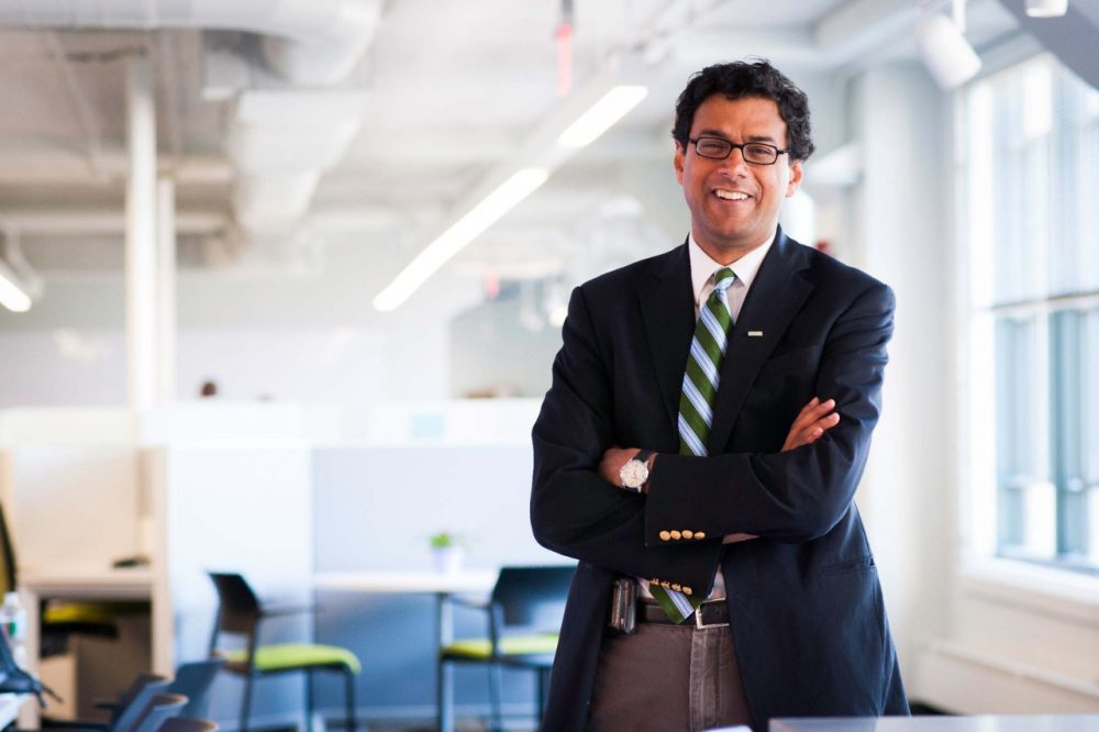 Dr. Atul Gawande (Photo by Aubrey Calo)