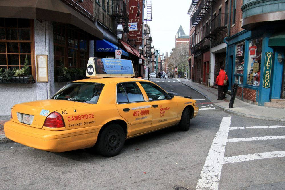Is Uber stealing business, or showing cab companies how to survive in theirs? (Kan Wu/Flickr)