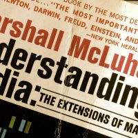 """Steve Almond: """"[McLuhan's] most famous book remains a fascinating repository half a century later, full of pretentious mumbo-jumbo, sure, but also insights powerful enough to startle even the most jaded reader."""" (Leighton Cooke/flickr)"""