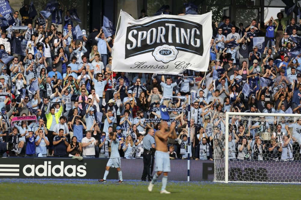Sporting KC of the MLS averaged just 10,287 fans per game in 2010. Now that number is up to 17,810. (Ed Zurga/Getty Images)