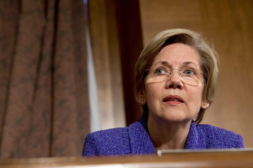 U.S. Sen. Elizabeth Warren (Jacquelyn Martin/AP)