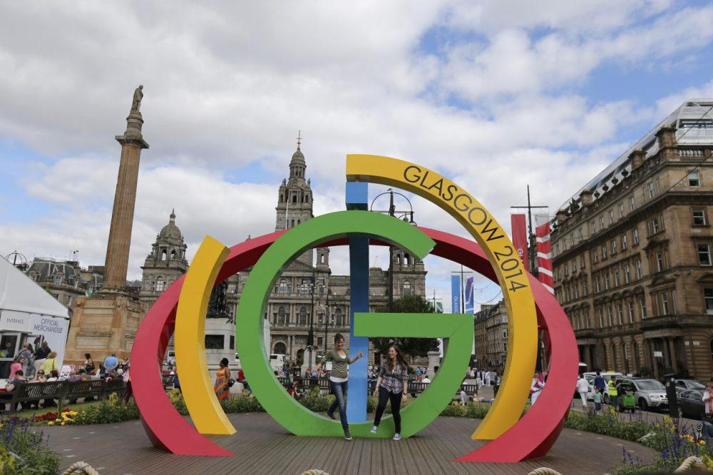 The 2014 Commonwealth Games in Glasgow come just a few months before Scotland's vote for independence.(Francois Nel/Getty Images)