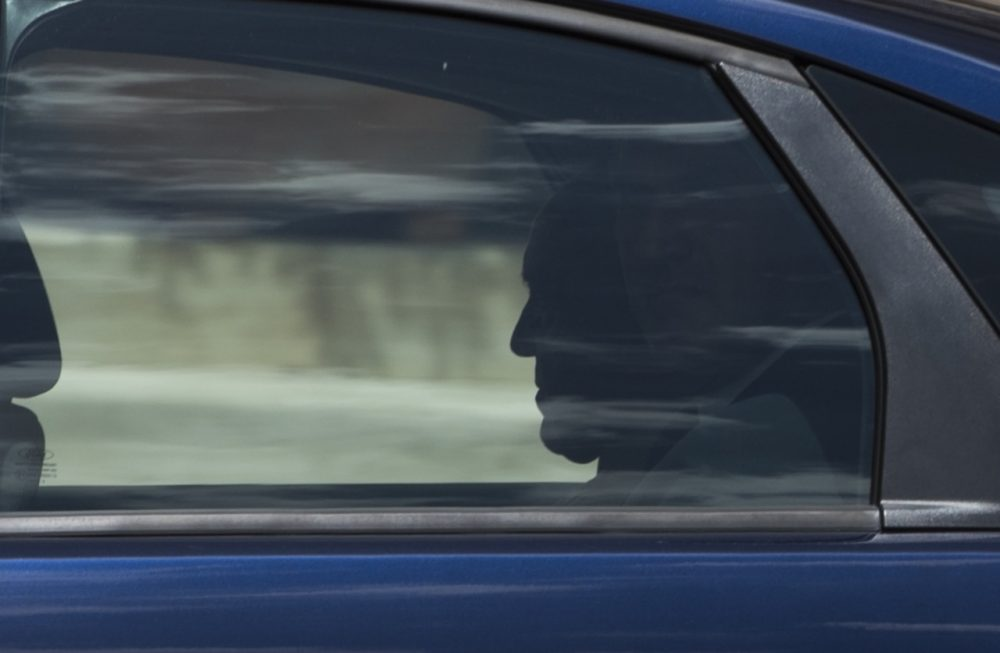 Pope Francis departs from the Vatican on June 30, 2014. (Alessandra Tarantino/AP)