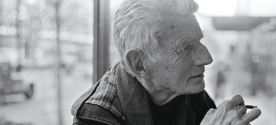 Samuel Beckett, Author of Echo's Bones