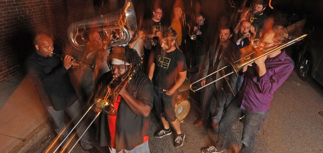 No BS! Brass Band (Scott Elmquist)