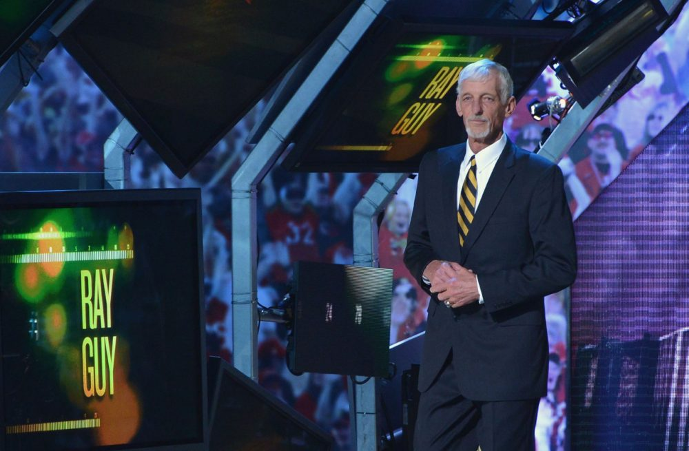 Ray Guy reached seven Pro Bowls and was a three-time First-Team All-Pro. (Slaven Vlasic/Getty Images)