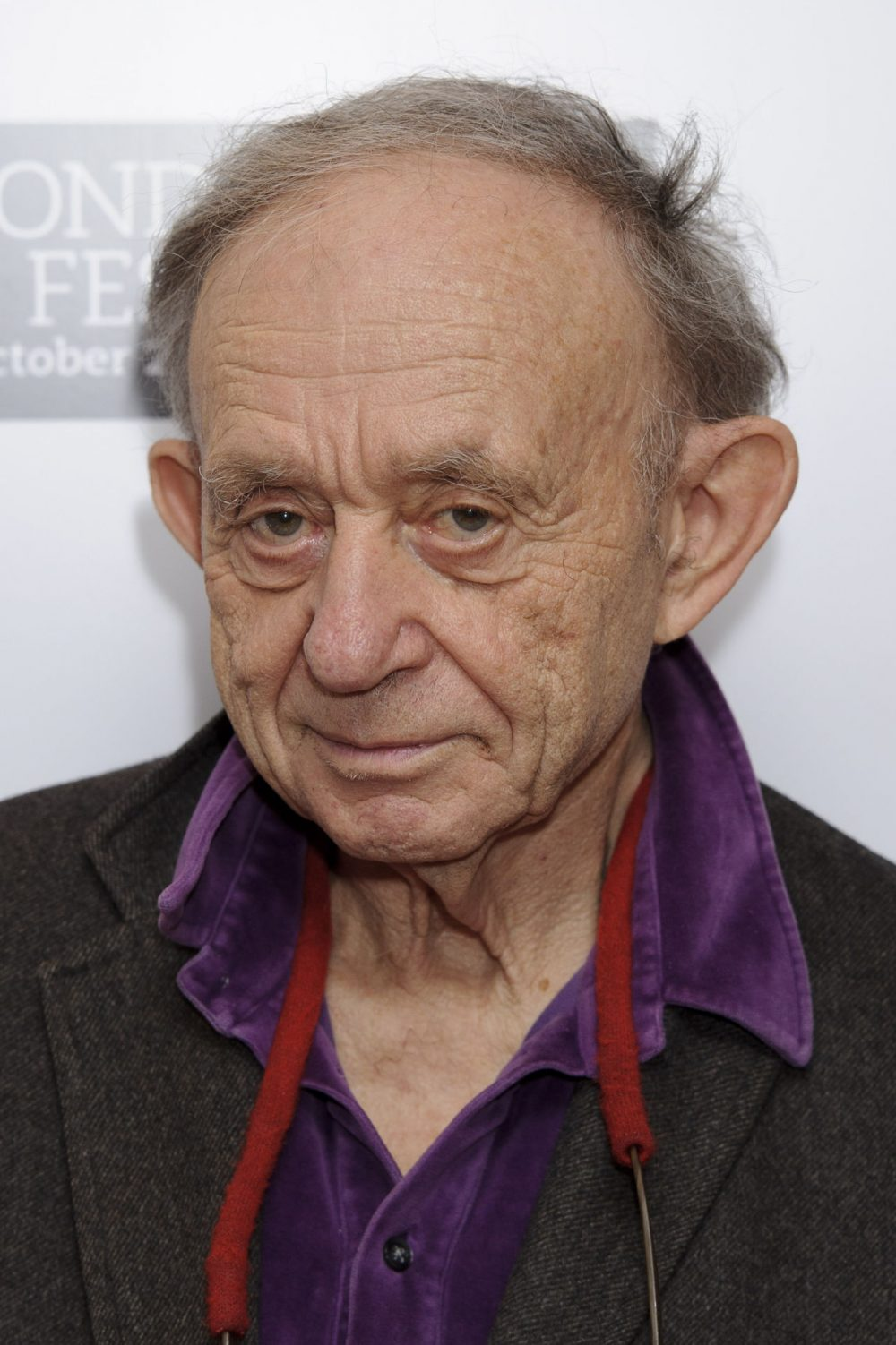 Frederick Wiseman (Jonathan Short/AP)
