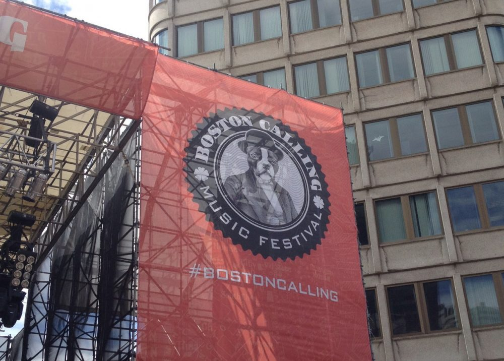 "A Dig Boston report says ""biometric surveillance"" was used at Boston Calling in May and September 2013. (Beep./Flickr)"