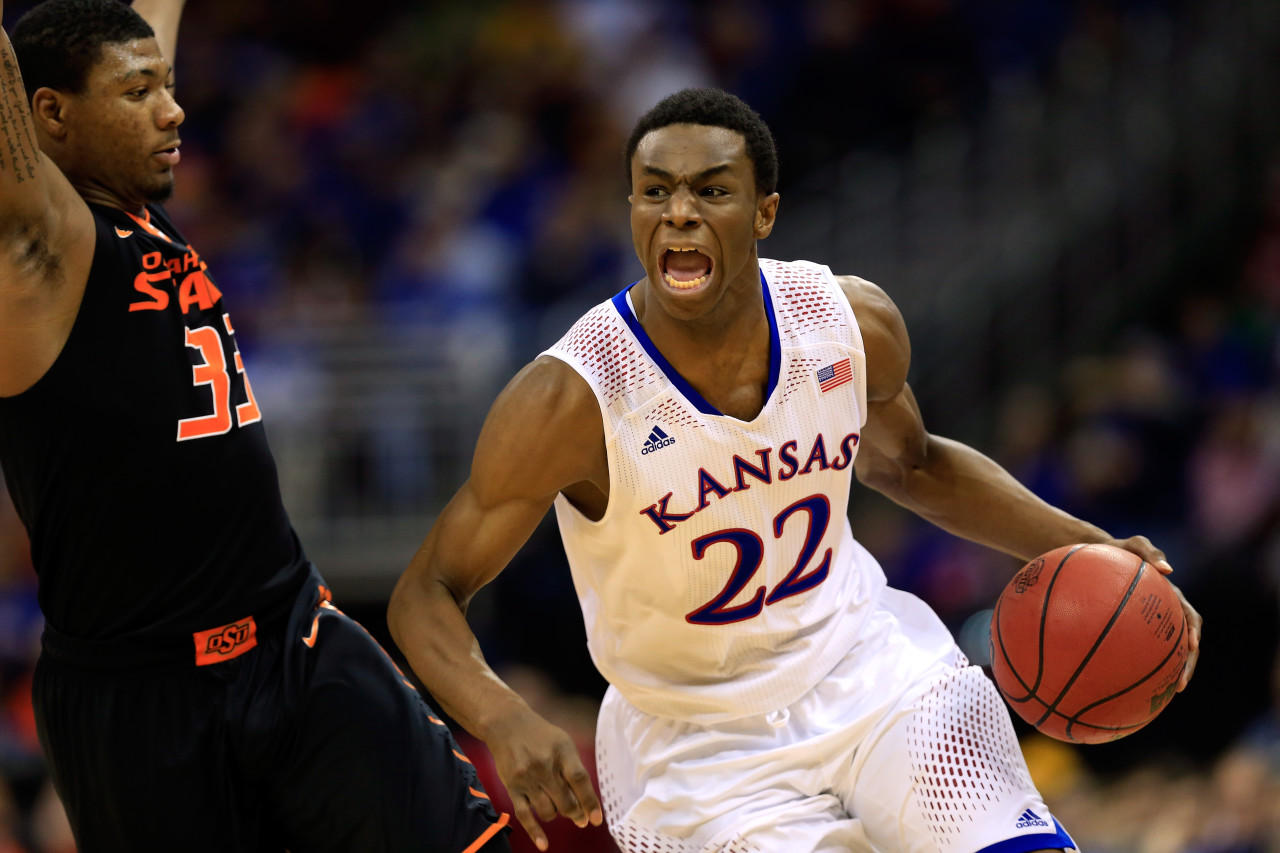 In exchange for Love, the Timberwolves landed Andrew Wiggins, the No. 1 pick at the 2014 NBA draft.( Jamie Squire/Getty Images)