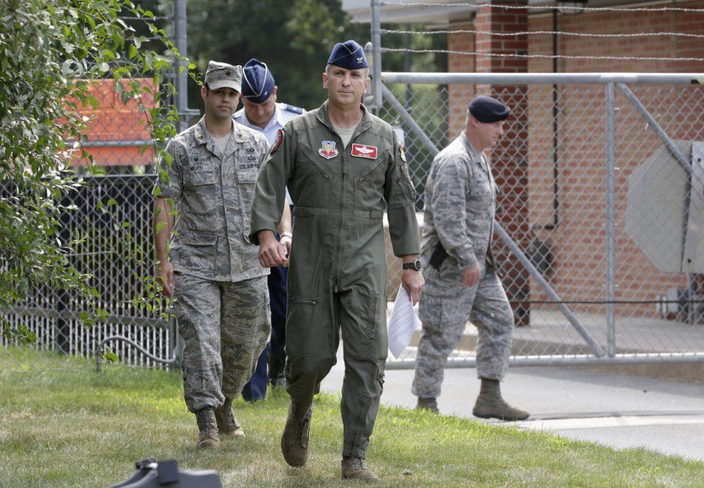 Mass. Air National Guard Pilot Killed In Virginia Jet ...