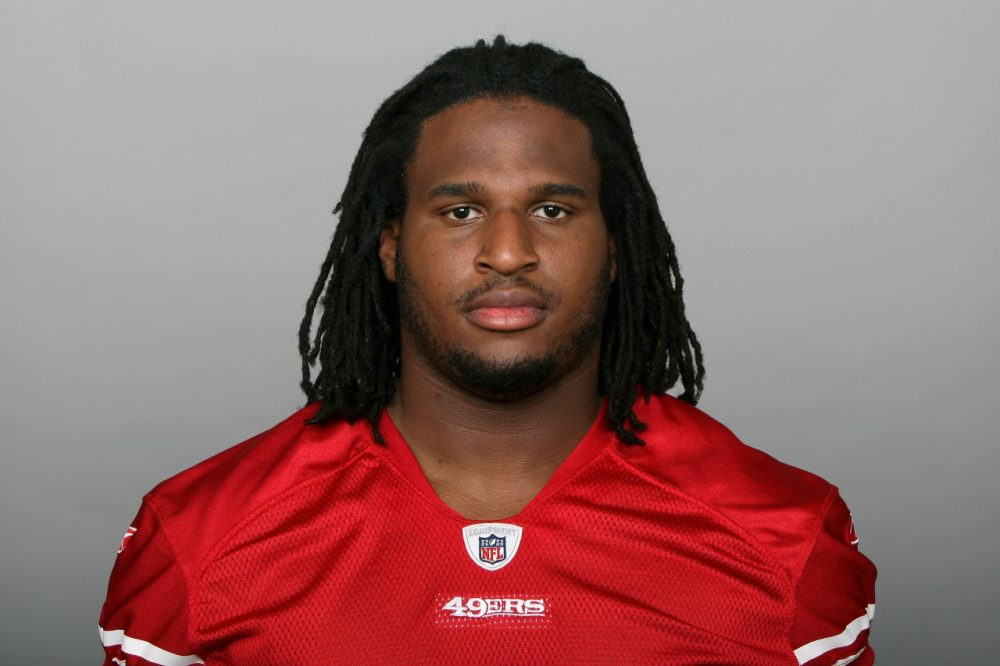 Ray McDonald was recently arrested on domestic violence allegations, days after NFL commissioner Roger Goodell sent a letter to NFL teams detailing harsher punishments for domestic abuse. (NFL via Getty Images)
