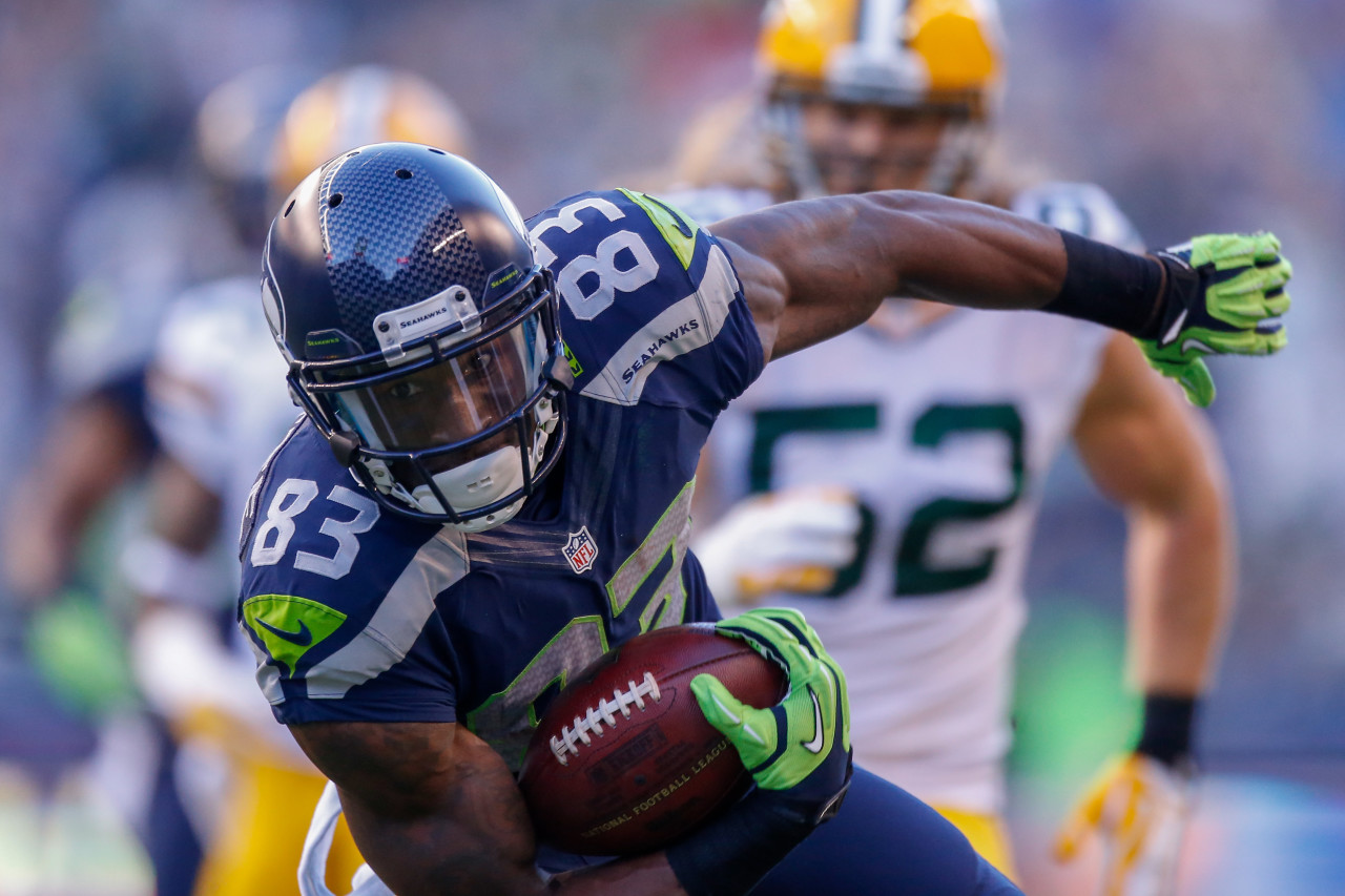 How good did the Seattle Seahawks look in their season opener? Charlie Piece was watching. (Otto Greule Jr/Getty Images)