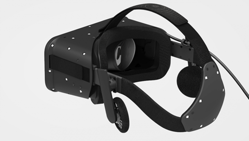 Oculus, a virtual reality company, is releasing its latest headset that allows a 360 degree view. But is virtual reality here to stay? Or will it go the way of the Betamax tape? (Oculus)