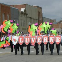 This weekend, more than two dozen high school bands will converge on Luverne for the 64th annual Tristate Band Festival. (Tristate Band Festival/Facebook)