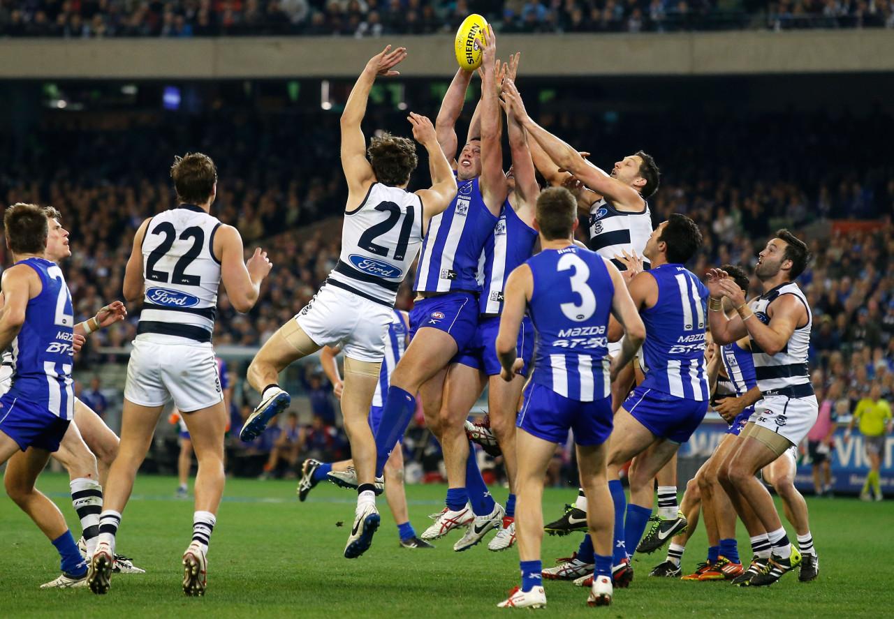 australian rules football video game