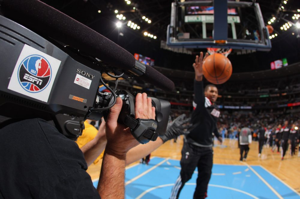 The league's new TV deal could mean another NBA lockout.  (Doug Pensinger/Getty Images)
