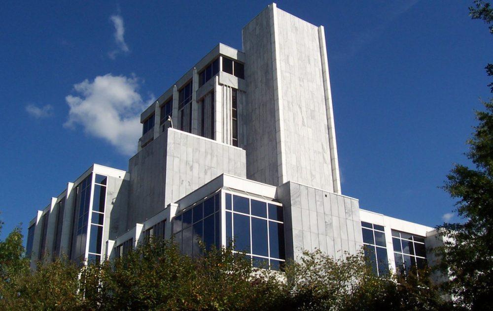 Huntsville City Hall. (Wikimedia Commons)