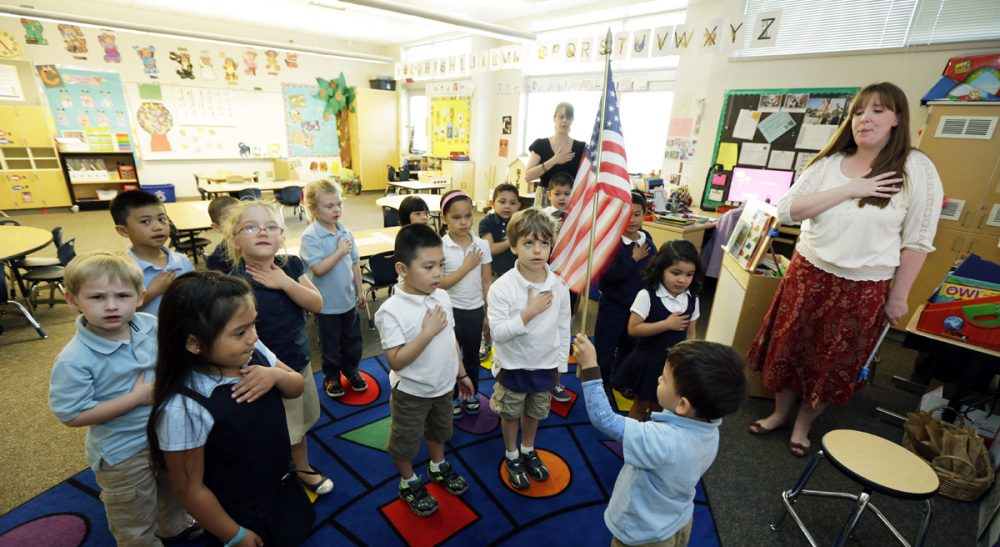 Should Teaching The National Anthem at School Be Compulsory?