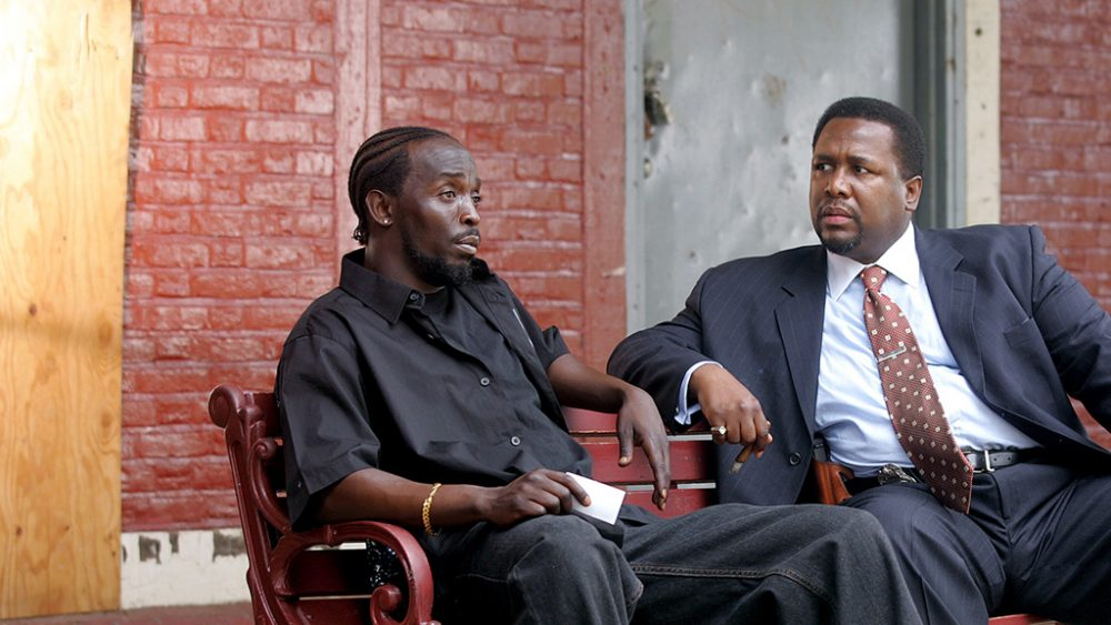 """HBO has announced an internet only streaming subscription. Pictured, a scene from HBO's acclaimed series, """"The Wire."""" (HBO)"""