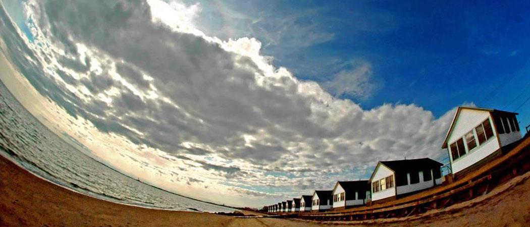 Days Cottages. (Courtesy of Victoria Schepps)