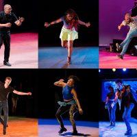 Tristan Bruns, Starinah 'Star' Dixon, Donnetta 'Lilbit' Jackson and Jabowen Dixon are members of the tap dancing group, M.A.D.D Rhythms. (Matt Glavin/Bril Barrett/Facebook)