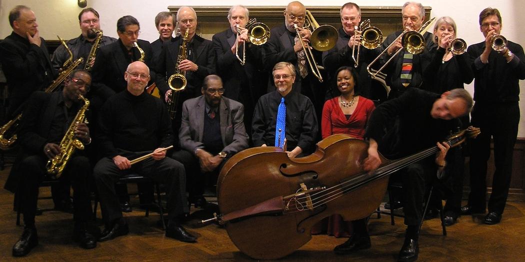 Aardvark Jazz Orchestra (Kathy Matson)