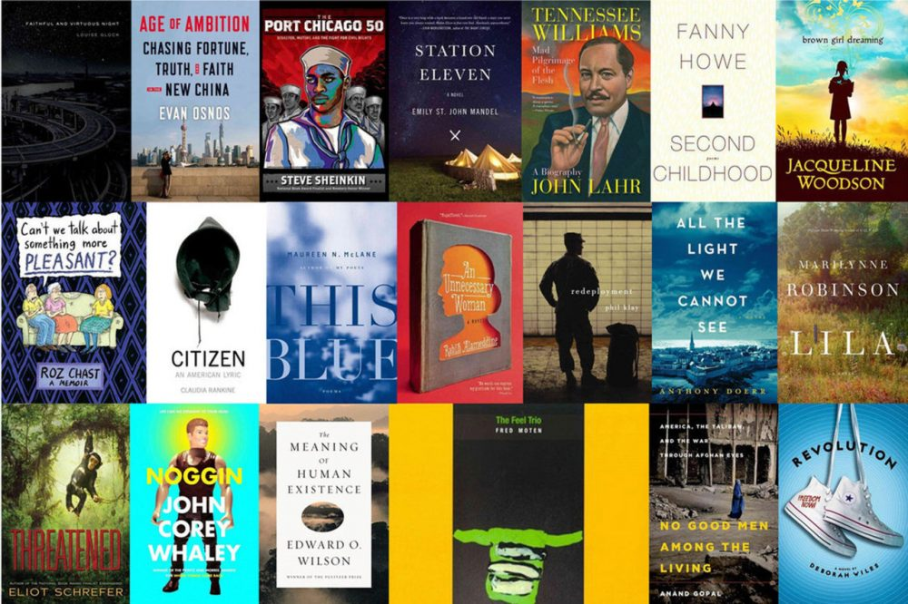 The 2014 National Book Award Finalists (NPR / NPR Books)