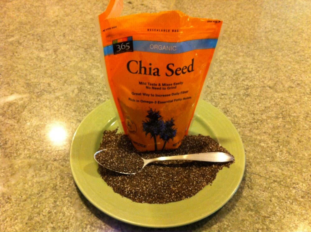 Stupendous Chia Seed Alert Superfood Yes But They Landed One Man In Uwap Interior Chair Design Uwaporg
