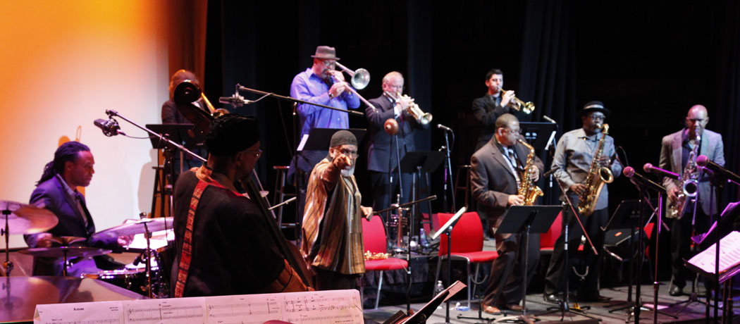 The 2013 Friends of John Coltrane Memorial Concert. (Bruce Hamilton)