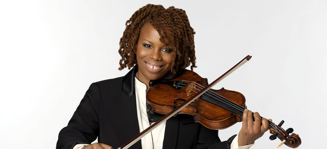 Regina Carter (Courtesy, Celebrity Series of Boston)