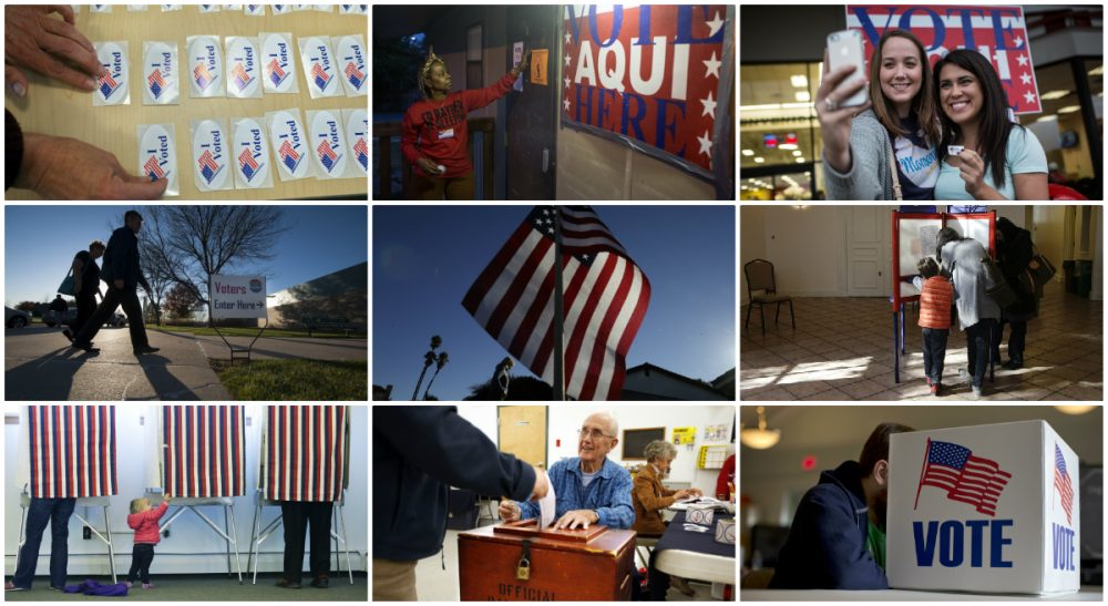 Jon D. Lee: Republicans did not win, and Democrats did not lose because that's what America willed, or wanted, or wished. Stop using those phrases. Stop using that language. Instead, let's look at the facts. (All photos courtesy of the Associated Press)