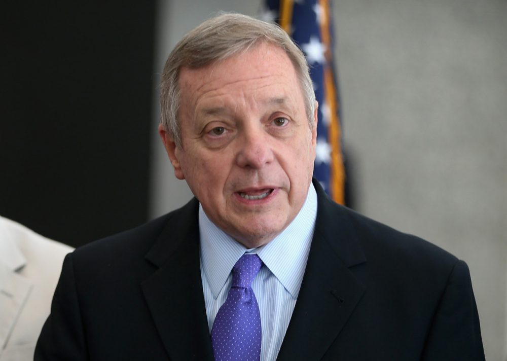 dna Dick durbin