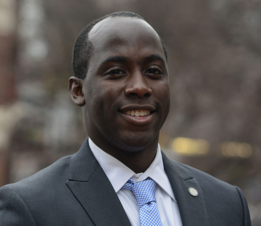 Shaun Blugh was appointed Boston's first ever Chief Diversity Officer to oversee the Mayor's Office of Diversity, which aims to increase diversity in the city's workforce. (City of Boston)