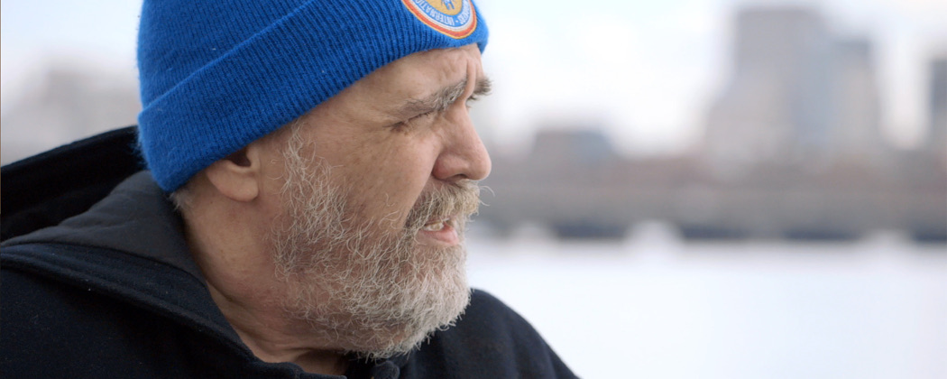 "Barry Crimmins, the focus of Bobcat Goldthwait's documentary ""Call Me Lucky."" (Courtesy Charlie Fonville)"