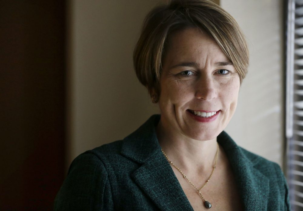 Attorney General-elect Maura Healey will become the nation's first openly gay state attorney general when she takes office in January. (Steven Senne/AP)