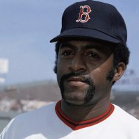 Boston Red Sox pitcher Luis Tiant is shown in 1972. (AP)