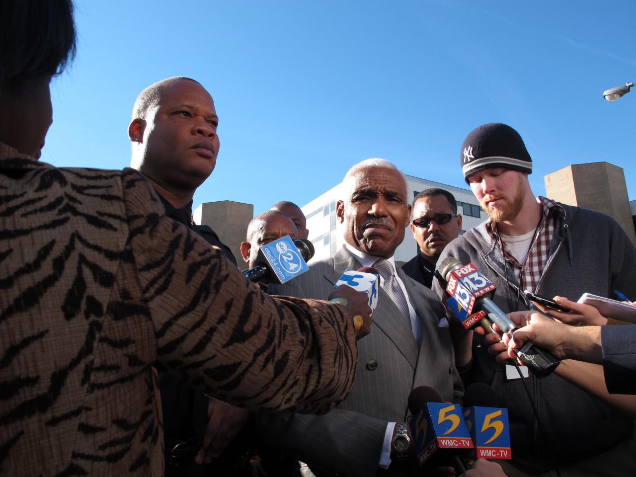 A Conversation With Memphis Mayor A.C. Wharton