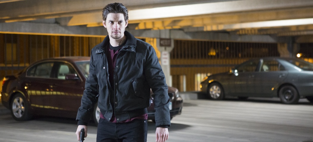 "Ben Barnes stars in ""By the Gun,"" set in Boston's North End. (Courtesy)"