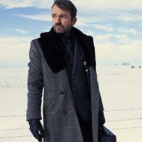 "Billy Bob Thornton as Lorne Malvo in ""Fargo."" (Matthias Clamer)"