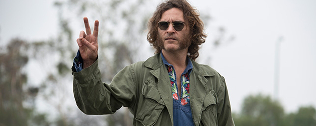 "Joaquin Phoenix as Doc Sportello in ""Inherent Vice."" (Courtesy Warner Bros. Entertainment)"