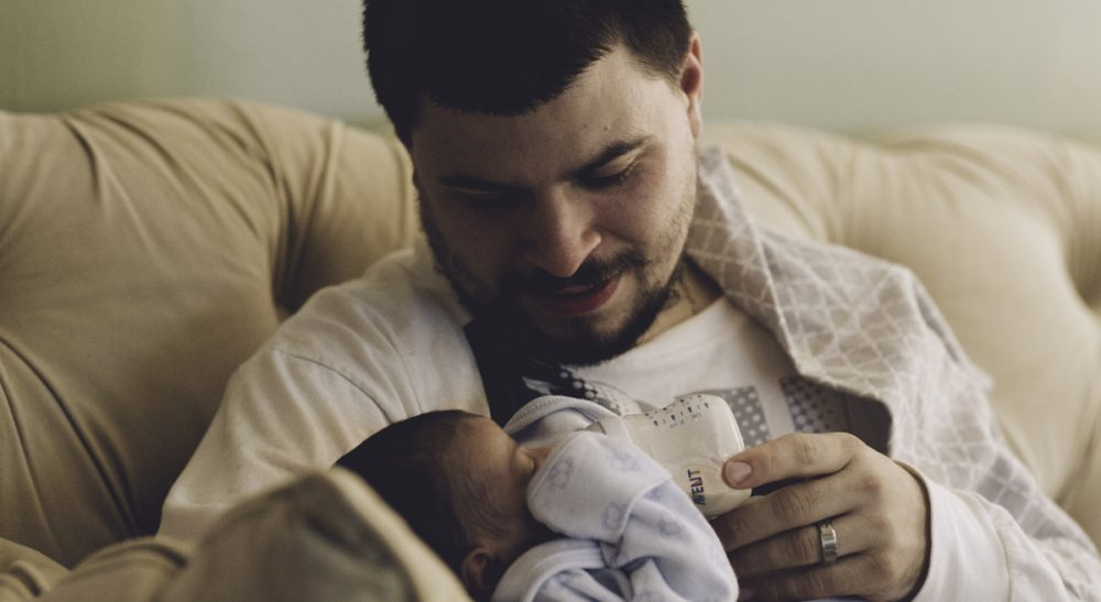Will Generation Y be the first to make paternity leave a sound investment for families and businesses, alike? (instantvantage/flickr)