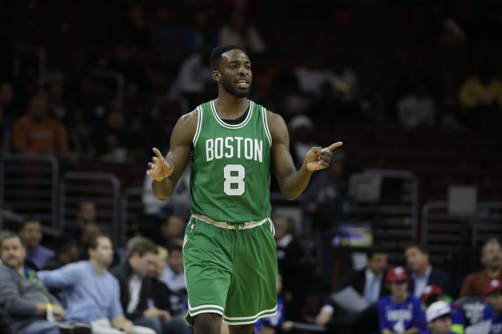 Jeff Green has been a member of the Celtics since the 2010-11 season. (Matt Slocum/AP)