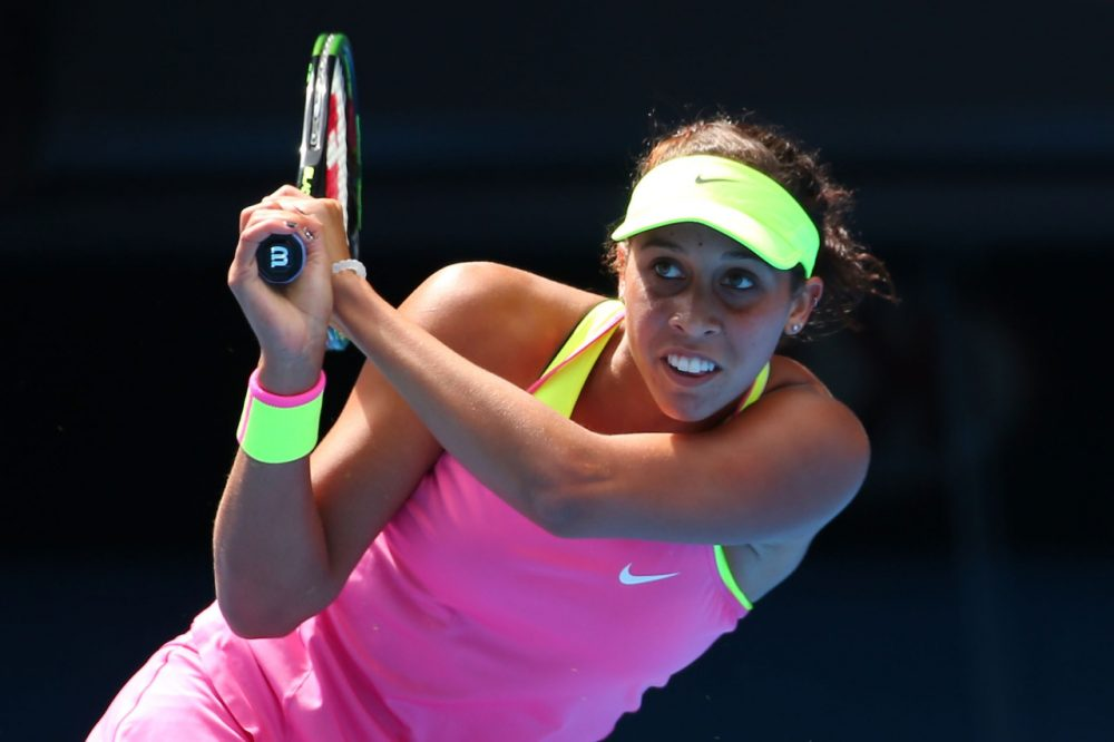 American Madison Keys, 19, reached the semifinals of the Australian Open. (Quinn Rooney/Getty Images)