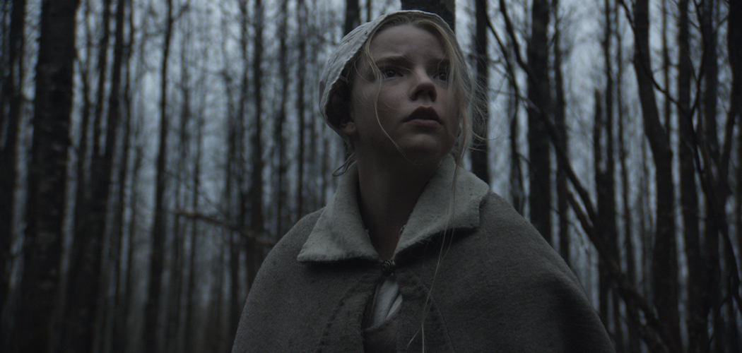 "Anya Taylor-Joy in ""The Witch."" Photo by Jarin Blaschke. Courtesy of Sundance Institute."