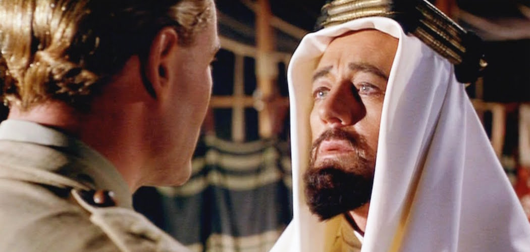"""""""Lawrence of Arabia"""" (Courtesy, Museum of Fine Arts)"""