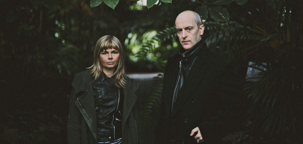 Frances McKee and Eugene Kelly of The Vaselines. (Niall Webster)