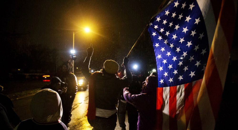 Two hundred years ago a smaller, simpler nation could, perhaps, have claimed a common culture. But that nation no longer exists. (David Goldman/AP)
