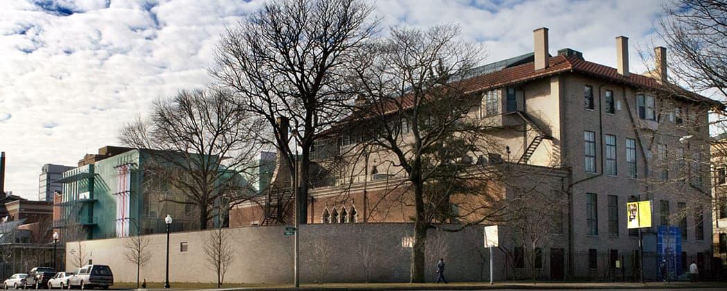 The Isabella Stewart Gardner Museum (Jesse Costa/WBUR)