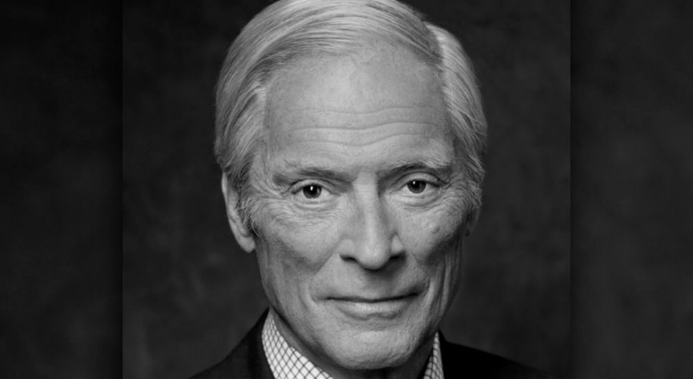 Journalist Bob Simon was killed in a car crash on Wednesday, Feb. 11, 2015, in Manhattan. Police say a town car in which he was a passenger hit another car. He was 73. (CBS/ Facebook)